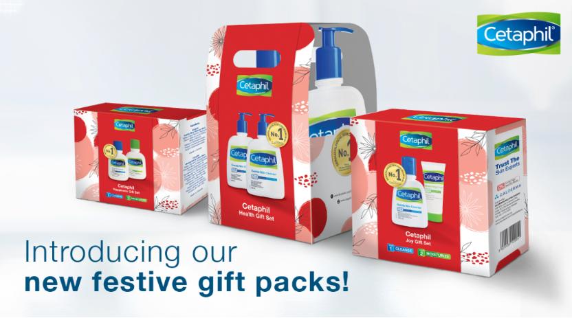 cetaphil festive gift pack