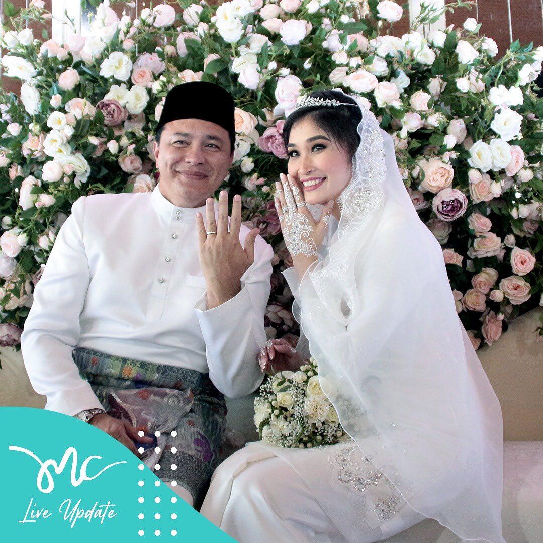 eizlan yusof kahwin natasha rosa