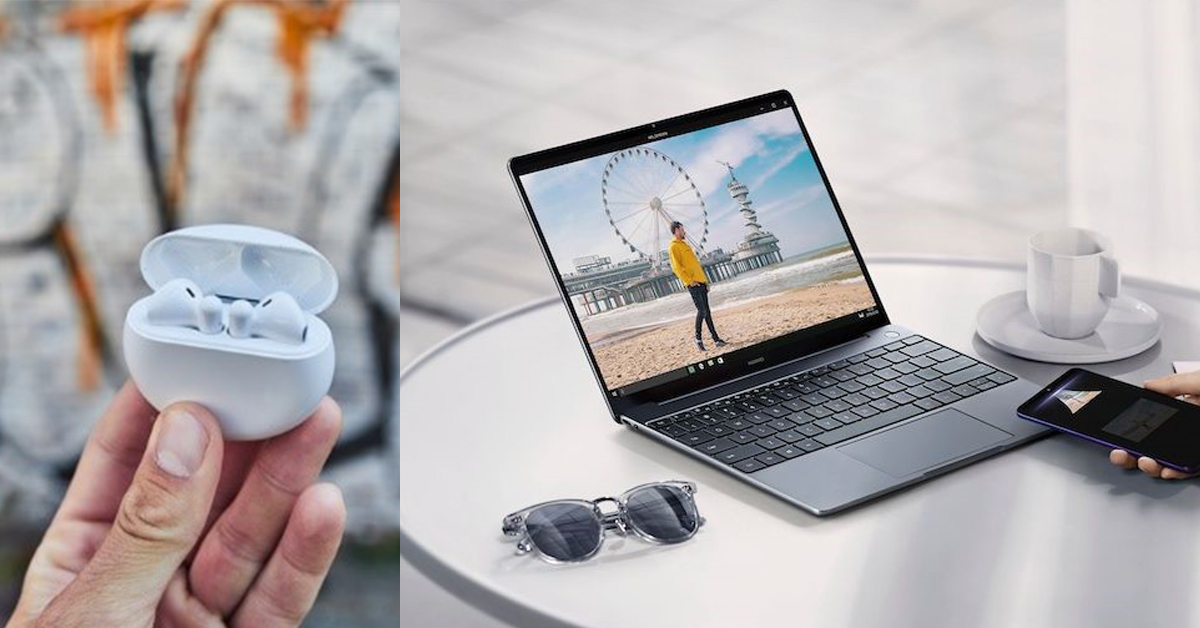 huawei together 2020 package