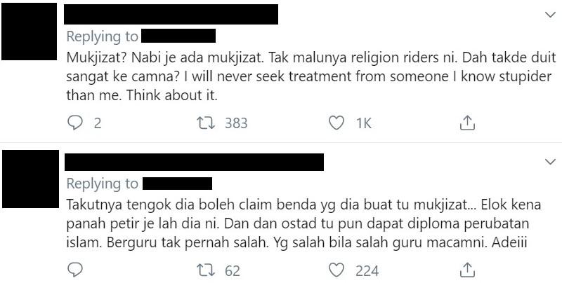 da'i farhan diploma perubatan islam