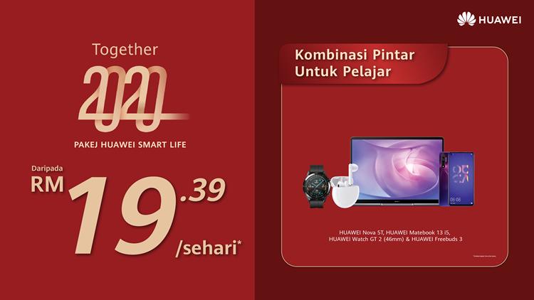 Pakej Huawei Smart Life
