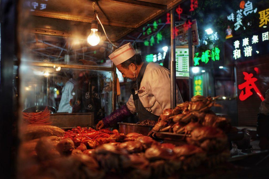 makanan halal di Lanzhou