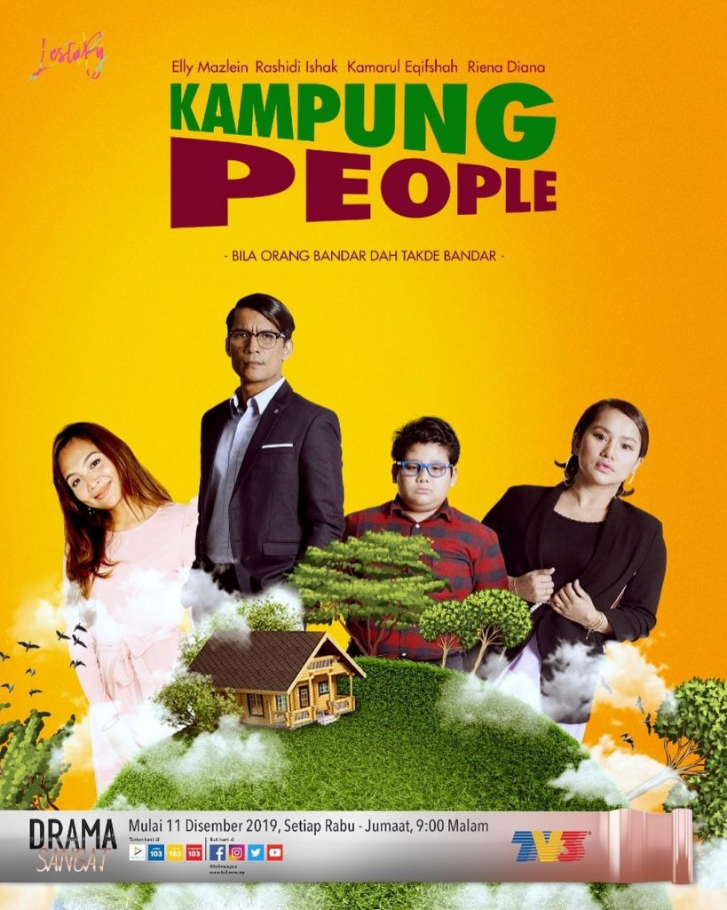 kampung people