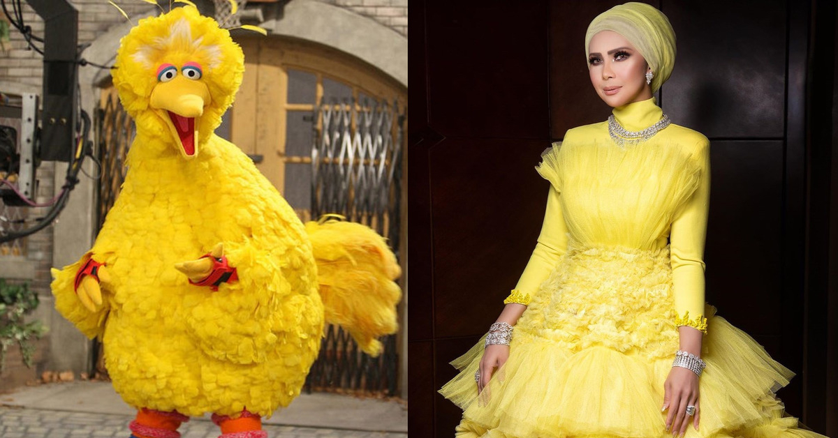 che ta big bird