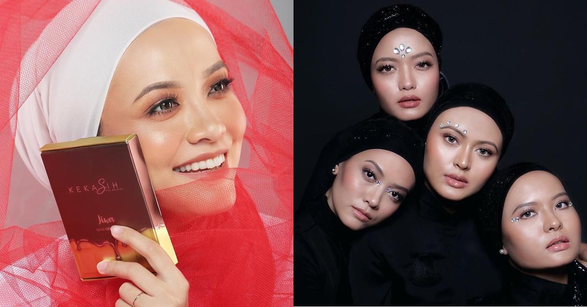 syatilla melvin berang produk kecantikannya dituduh mempunyai bahan merkuri