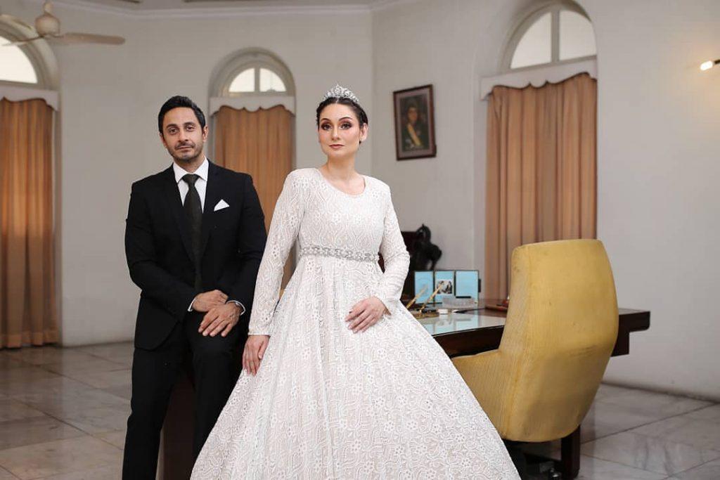 sasha saidin kahwin