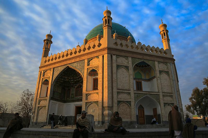 Makam Sultan Ahmed Shah