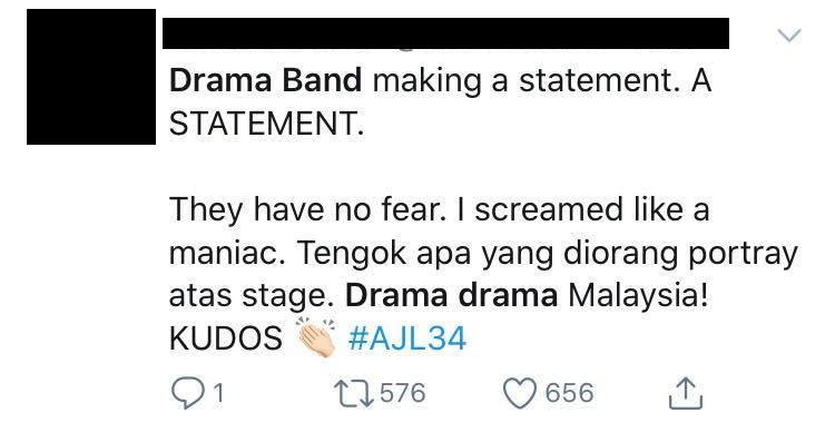 drama band