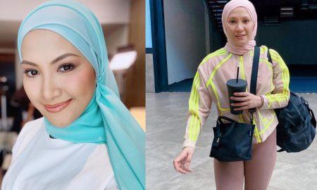 sherry ibrahim dikecam pakai seluar ketat warna kulit