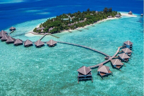 Luxury Resort Island