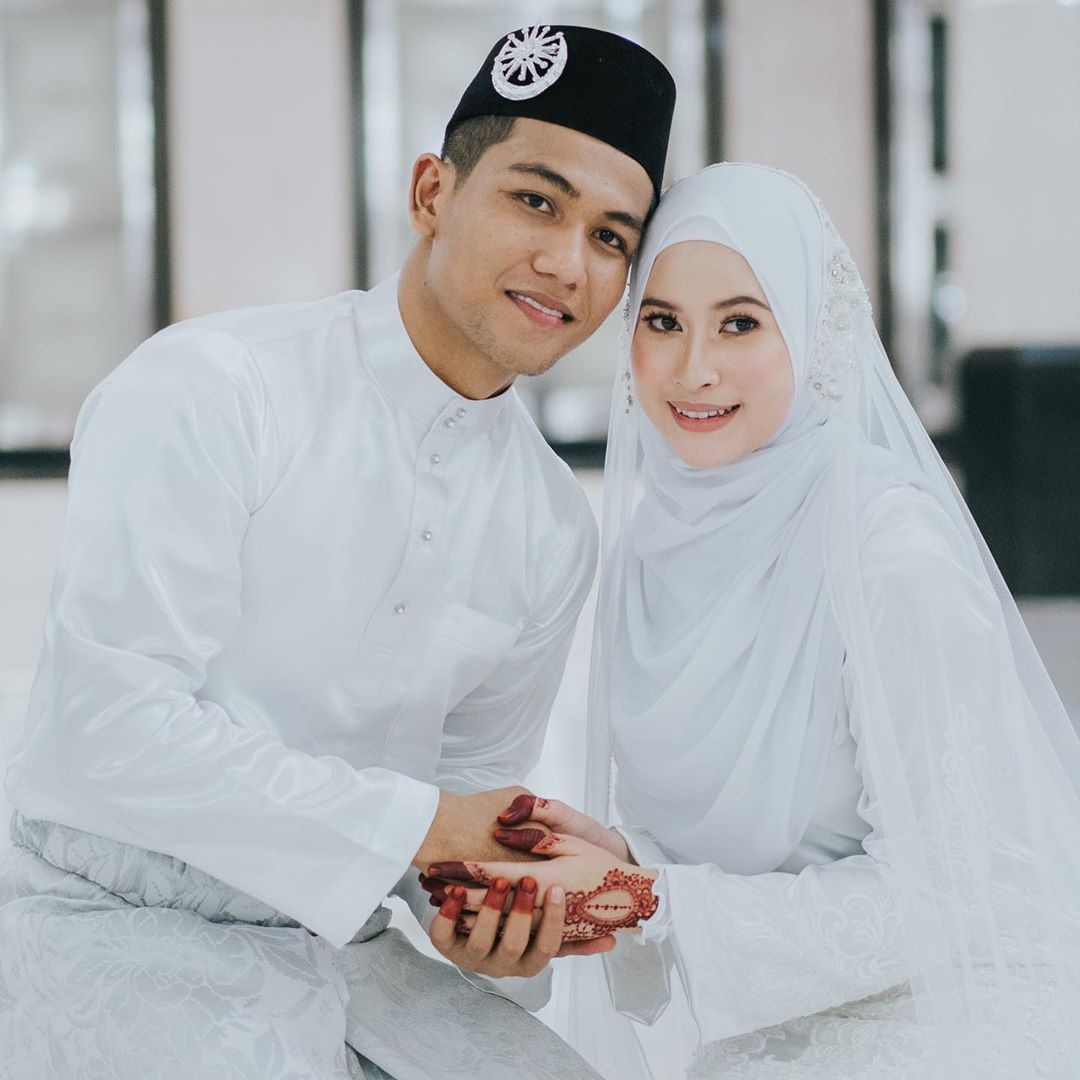 eyra hazali berkahwin