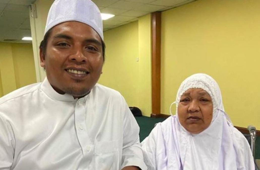ali puteh dan ibunya