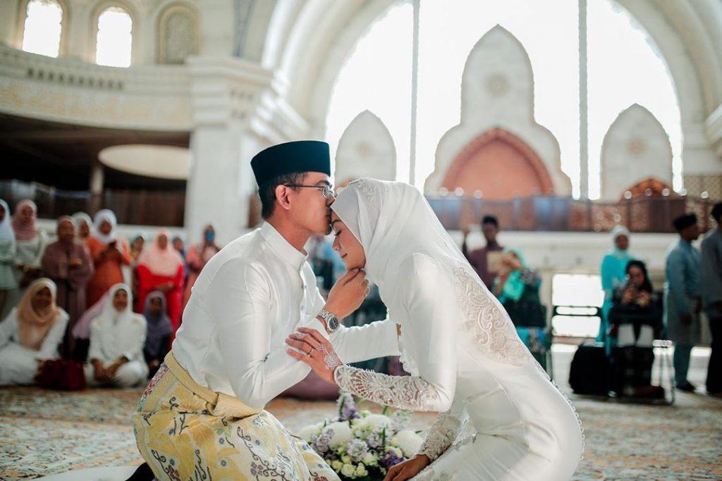 tasha shilla kahwin