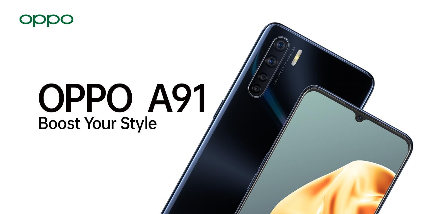 Oppo A91