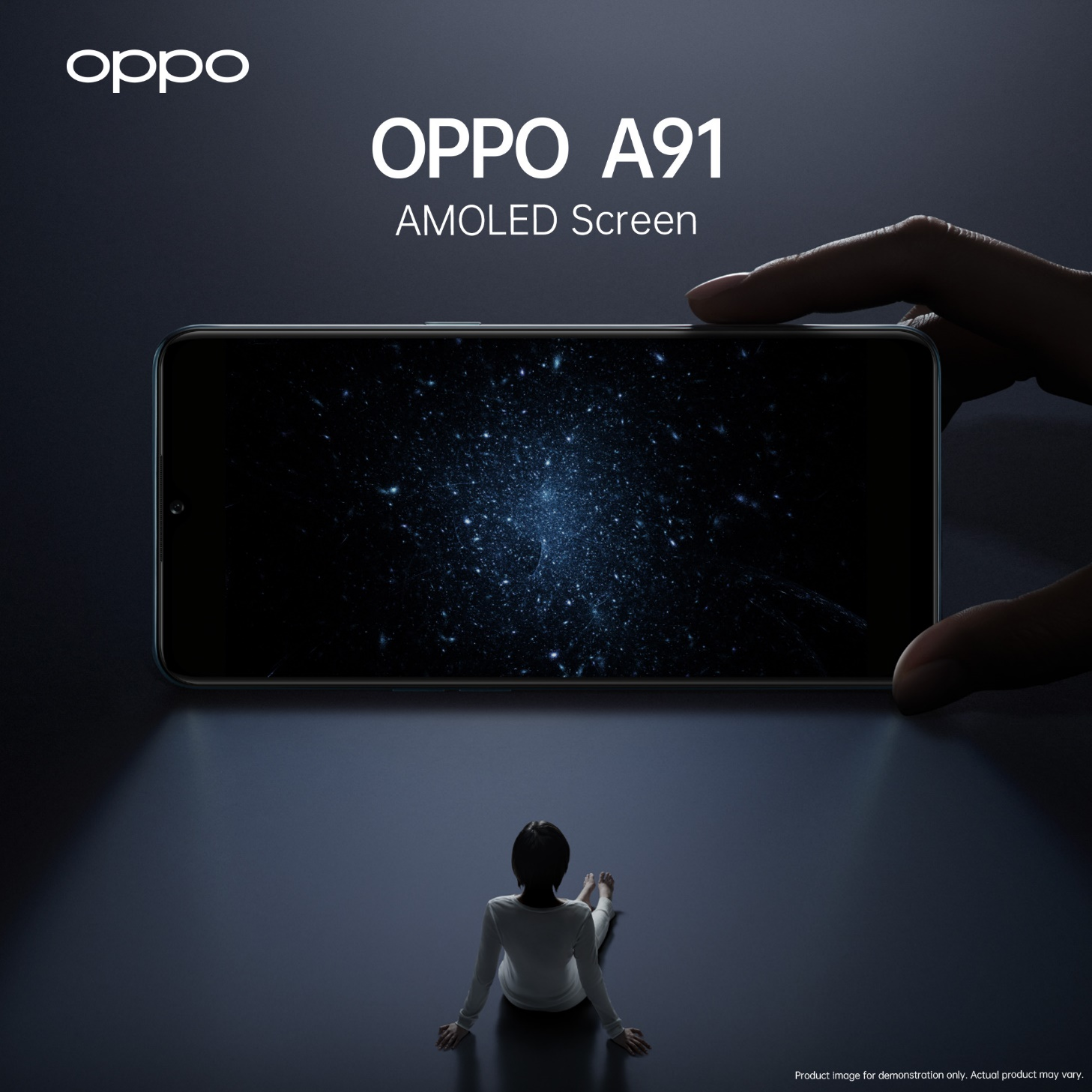 Oppo A91 AMOLED