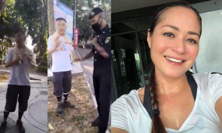 maya karin sokong tindakan doktor bersenam di luar