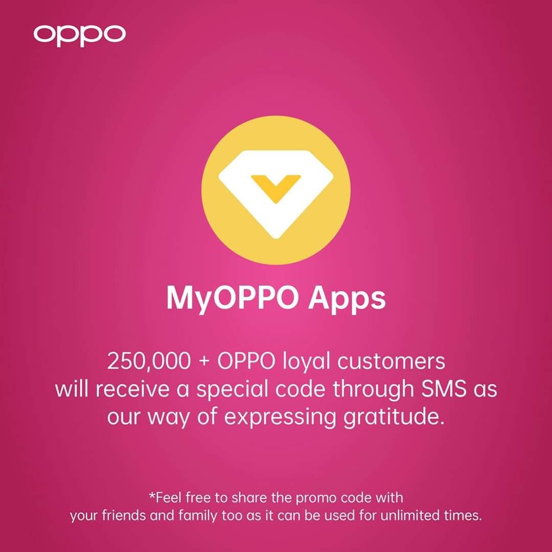 my oppo apps
