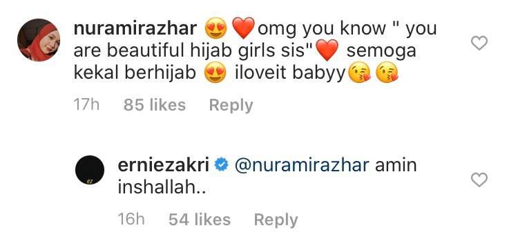 ernie zakri hijab