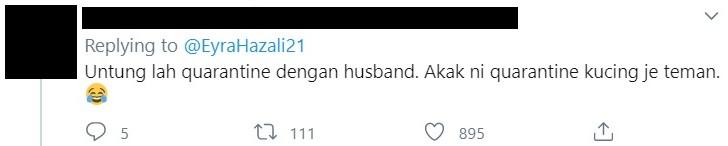 suami batalkan wuduk eyra hazali