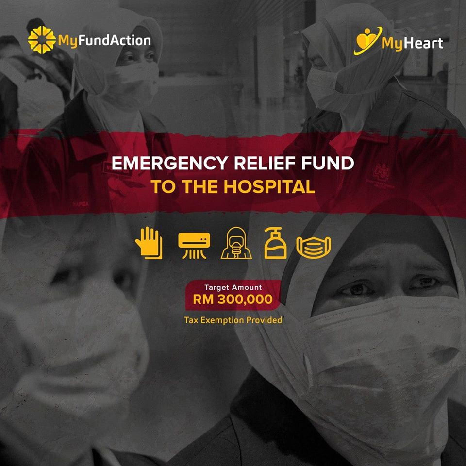 my fund action
