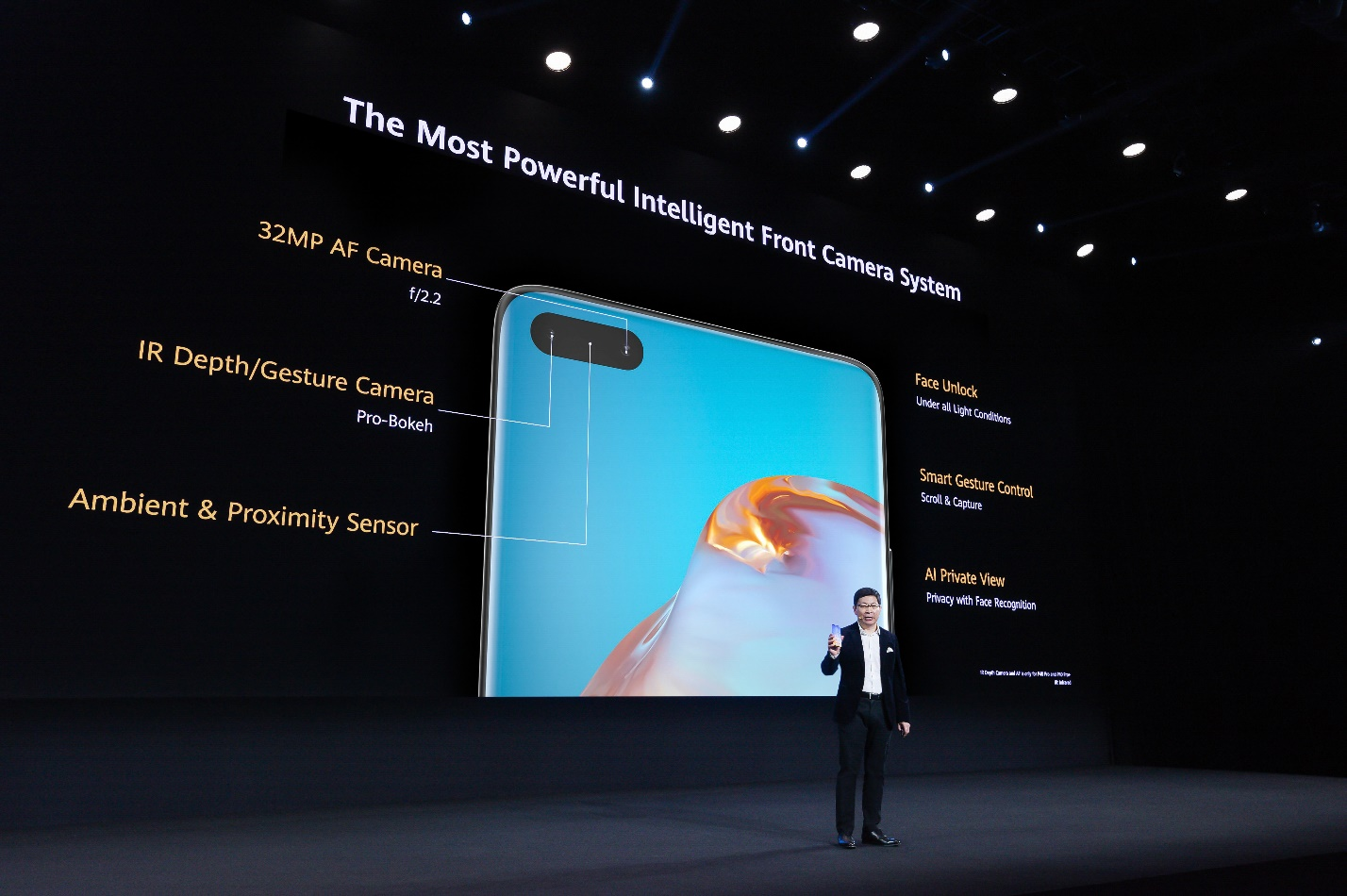 Huawei P40 Specs
