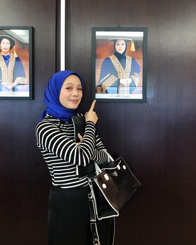 petisyen uitm vivy yusof