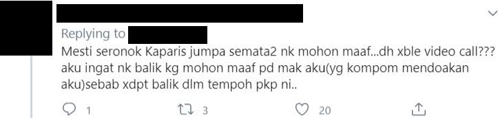 caprice langgar pkp menteri kesihatan