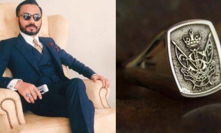 wak doyok cincin lambang diraja johor