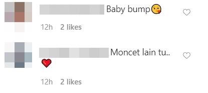 baby bump elly mazlein