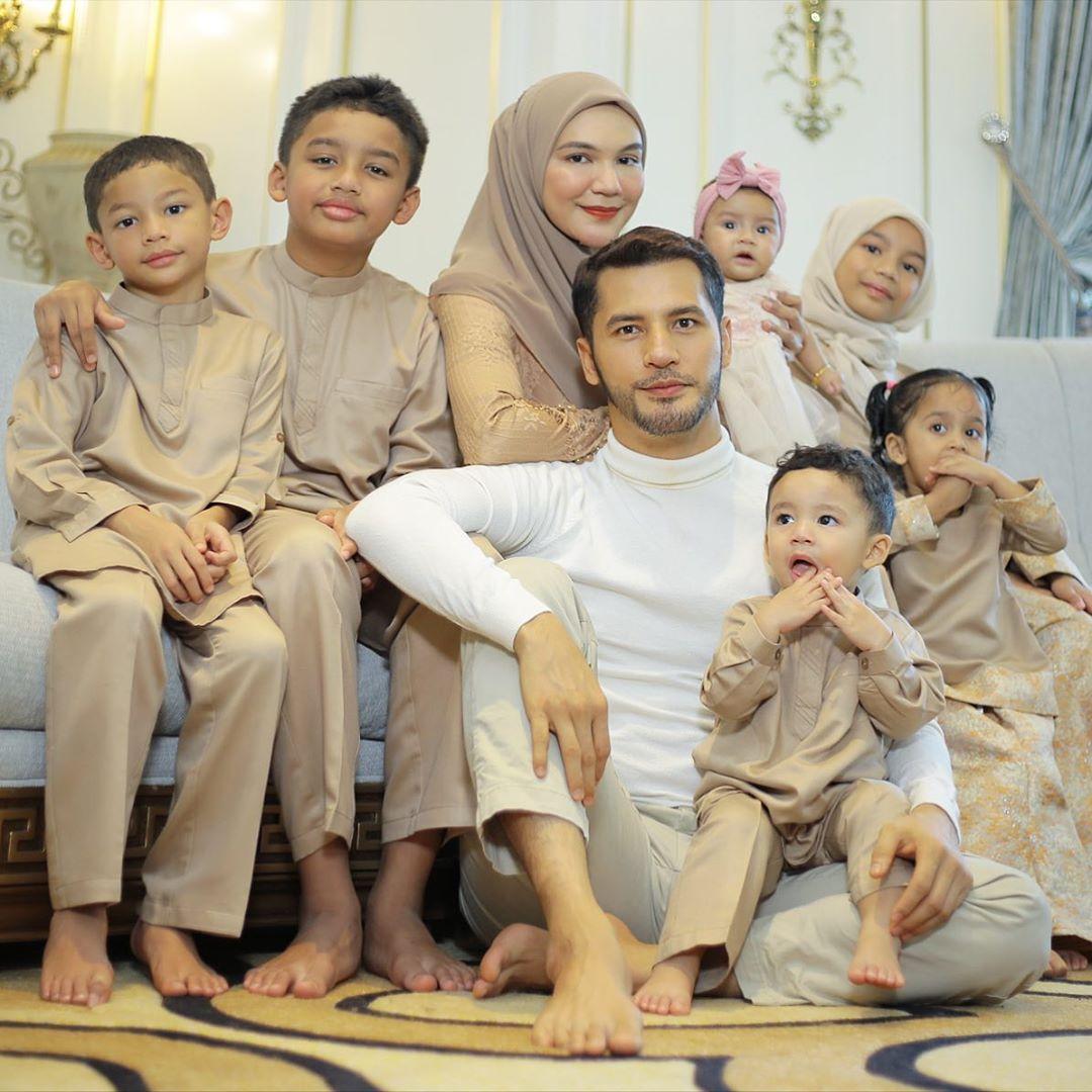 keluarga aliff syukri
