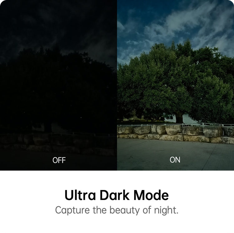 oppo reno dark mode