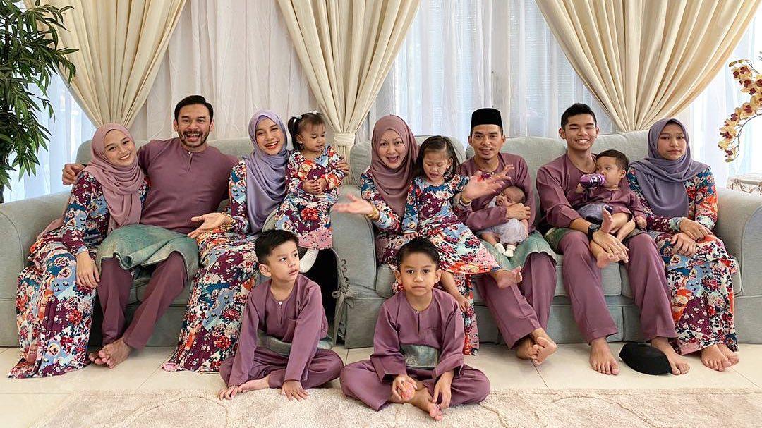 keluarga abby abadi dan norman hakim