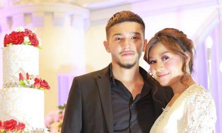 risteena dan isa khan umum kahwin