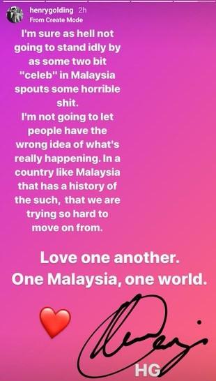 henry golding miss universe malaysia 2017