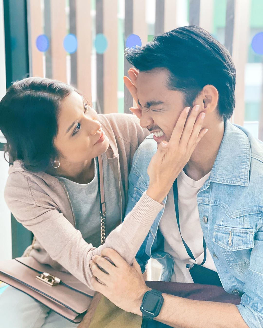 syafiq kyle dan mimi lana putus cinta