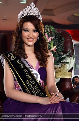 dr soo wincci miss world malaysia 2008