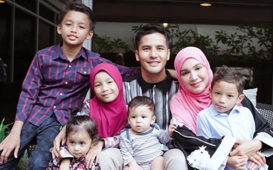keluarga aliff syukri bermasalah