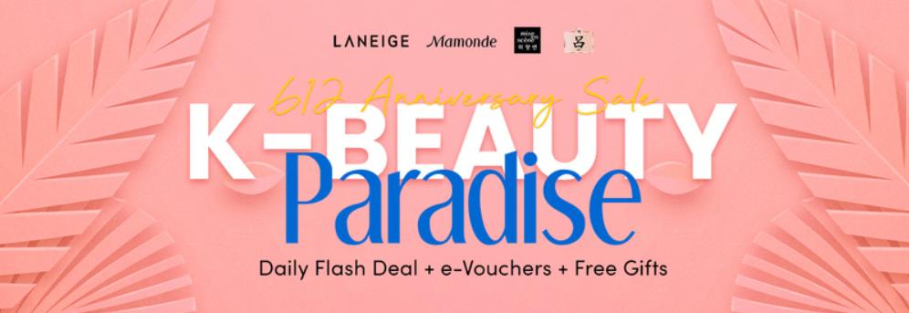 k-beauty paradise