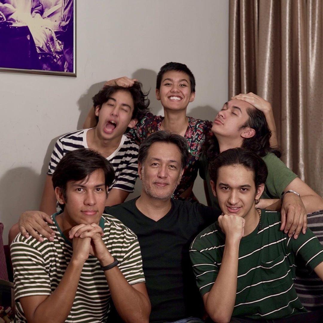 keluarga alicia amin