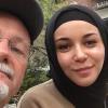 sarah hildebrand rindu bapa di amerika syarikat