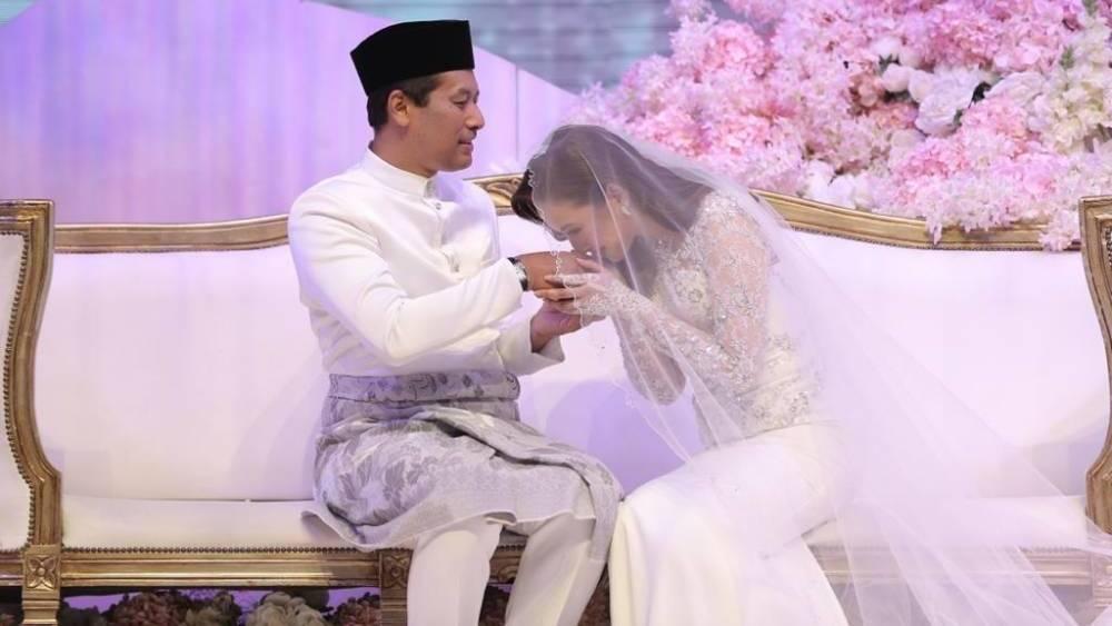 miera leyana kahwin dengan ahli perniagaan