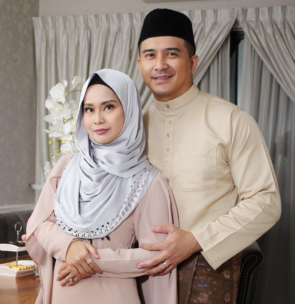 Aaron Aziz Syukur Dikurniakan Isteri Yang Penyabar