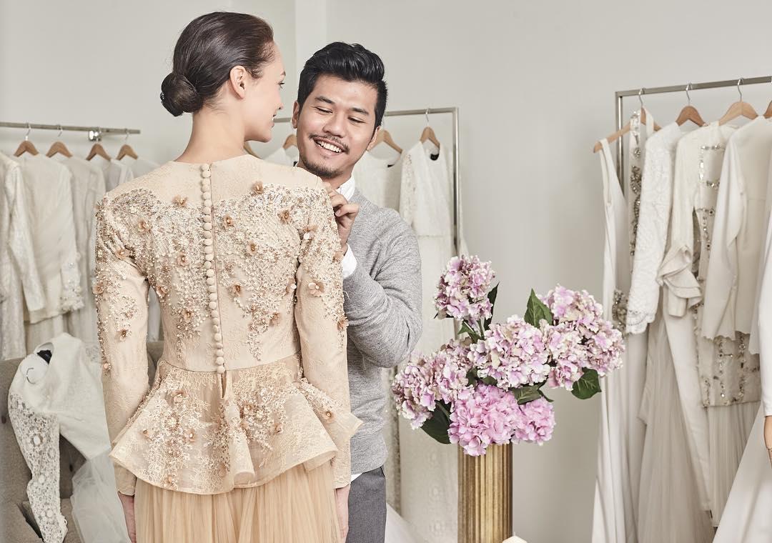 Pereka Fesyen rico rinaldi Sentap Selepas 'Pelakon Wanita' Jual Mahal