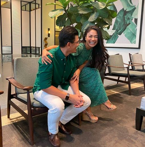 Tasha Shilla Gembira Suami Teman Pergi Kerja