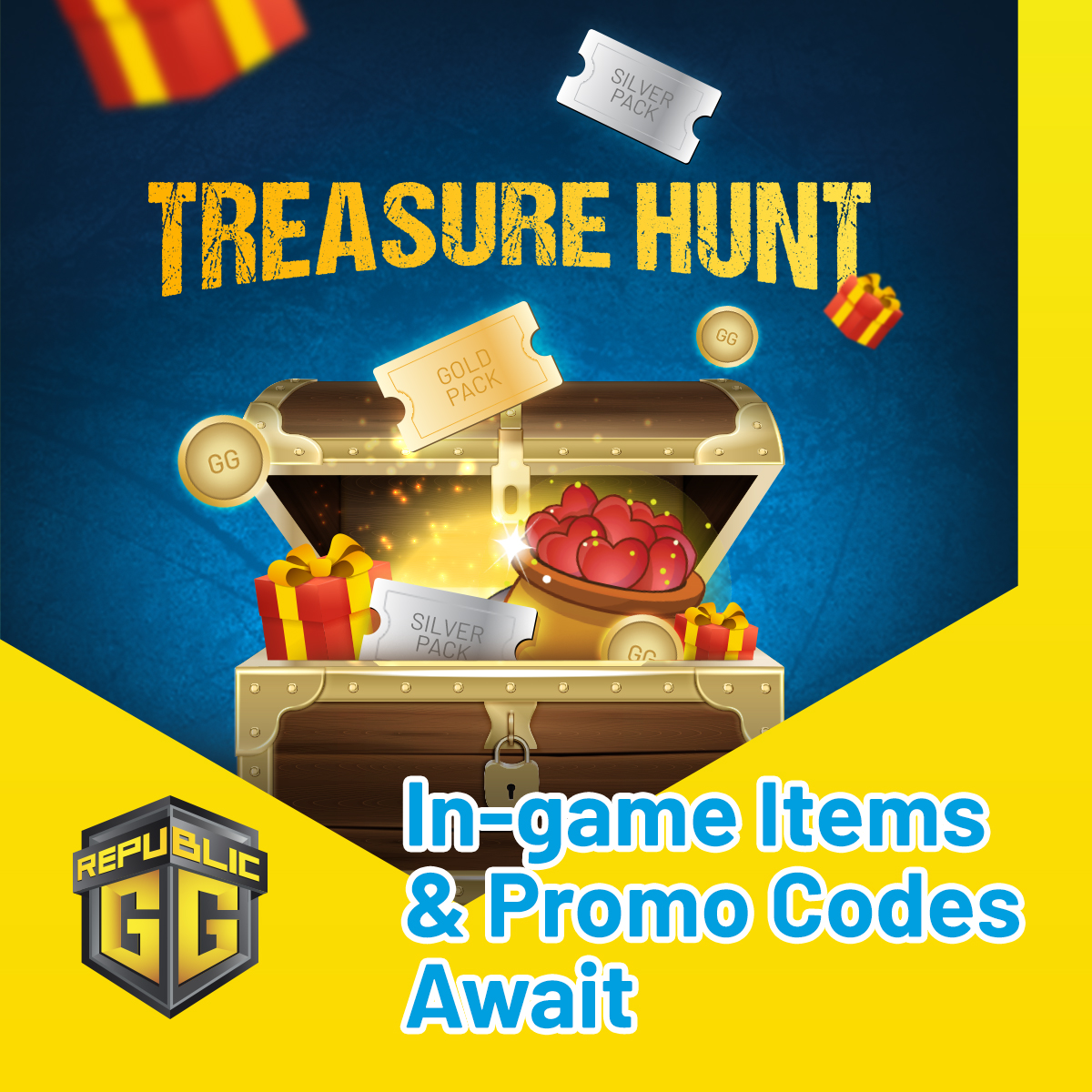 digi rgg treasure hunt