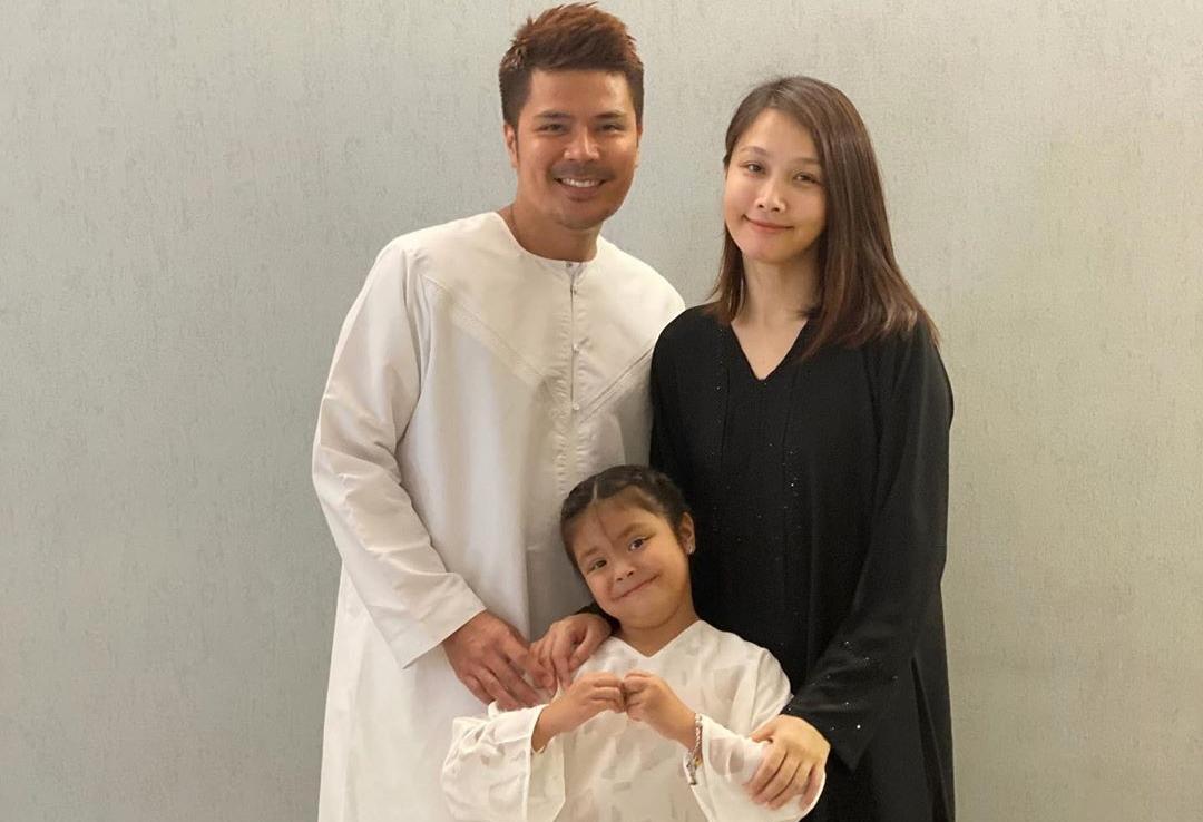 scha al yahya hamil anak kedua