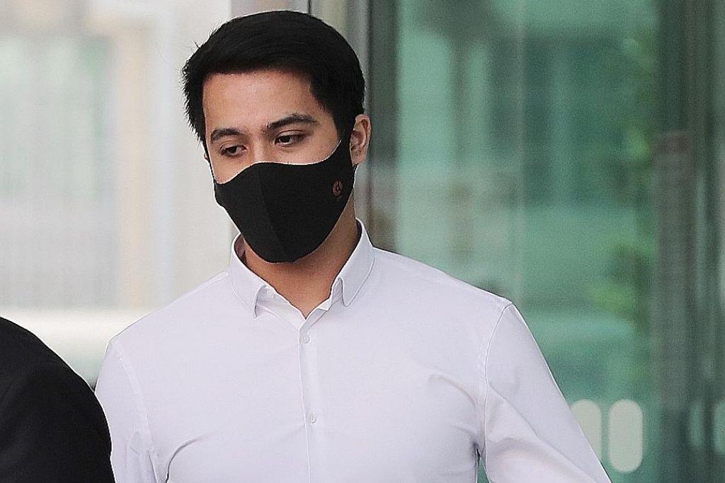 Mencuri Dan Berkelakuan Tidak Senonoh, Aliff Aziz Mengaku Bersalah Atas 2 Pertuduhan