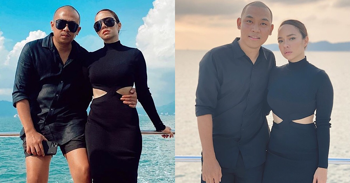 nora danish ditegur netizen kerana pakaian mencolok mata