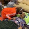 Terlantar Sakit, Didie Alias Seru Orang Ramai Doakan Pelakon Veteran Abu Bakar Juah