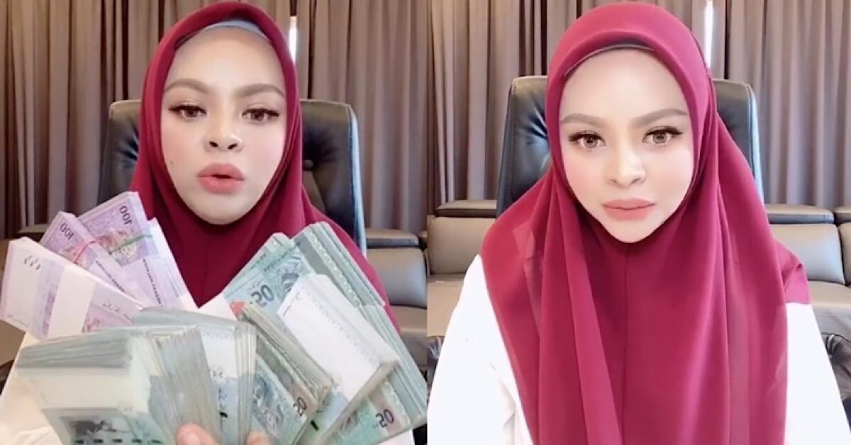 Siti Sarah Menyampah Peniaga Sanggup Berkelakuan Tidak Senonoh Untuk Lariskan Produk